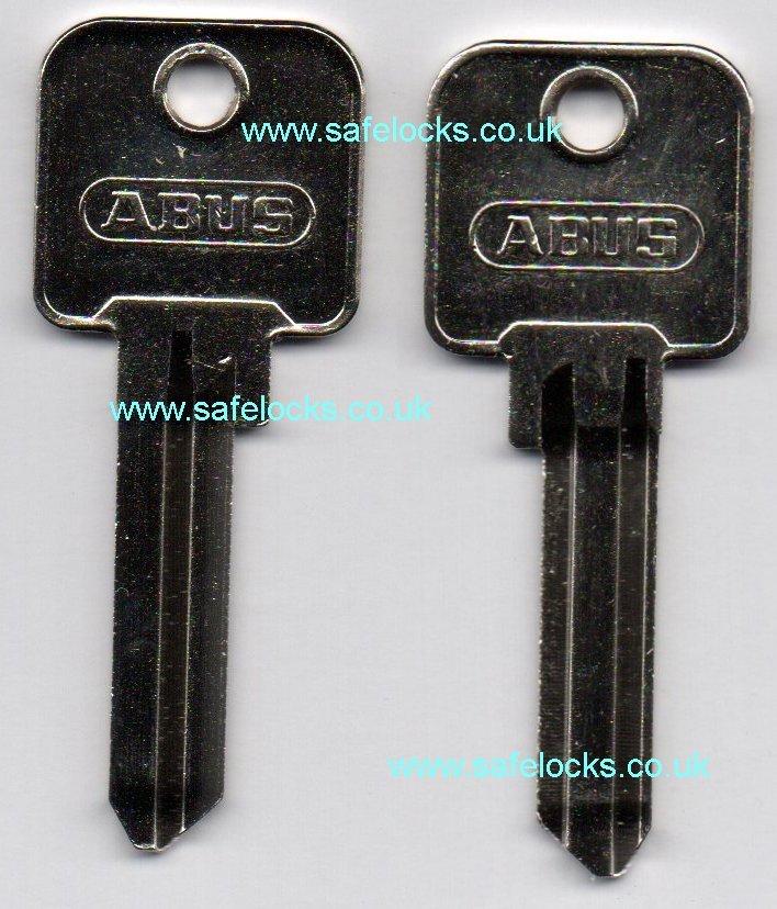 Abus 85 70 Padlock Key Cut To Code Genuine Abus Key