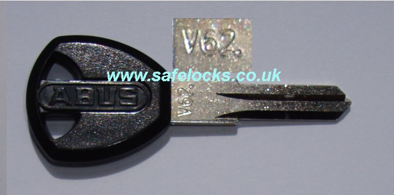 650-65 Abus 650//65 Keyed Cable Lock