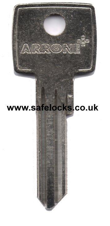 Arrone Keys Cut To Code