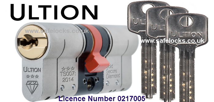 Brisant Ultion Euro Cylinder Locks Sold Secure Diamond