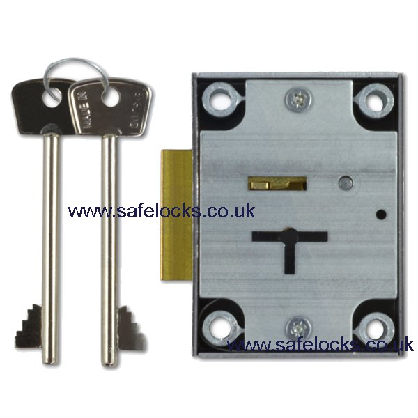 Replacement safe locks