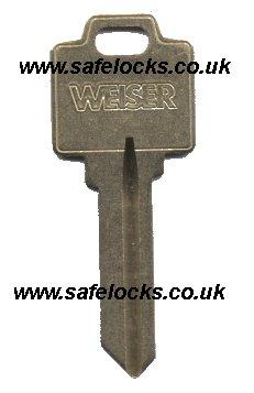 Weiser Lock Knobset Keys Cut To Code